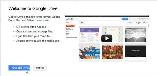попробуй свой гугл диск