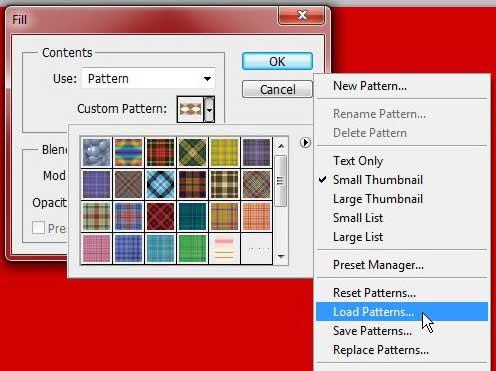 как добавить рисунок в фотошоп cs5