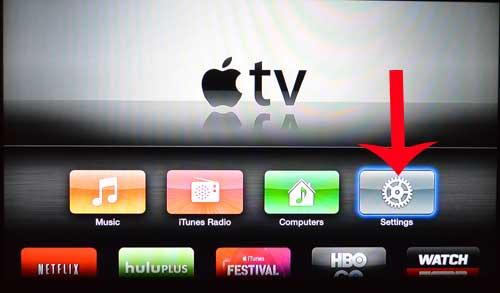 Как восстановить Apple TV до заводских настроек