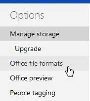 экран форматов офисных файлов