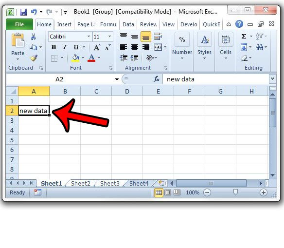 добавить данные, которые будут вставлены в каждый лист