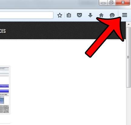 Как удалить верхний и нижний колонтитулы при печати в Firefox