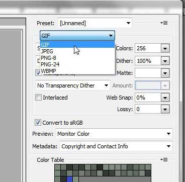 как создать gif в фотошопе cs5
