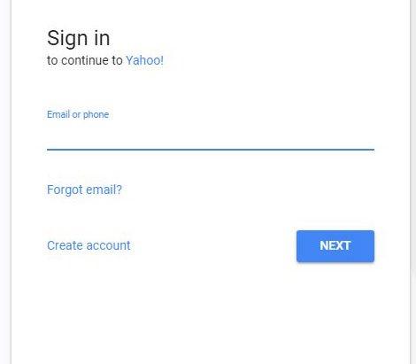 введите адрес электронной почты для новой учетной записи