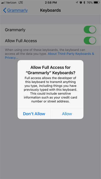 как добавить новую клавиатуру на iphone 7