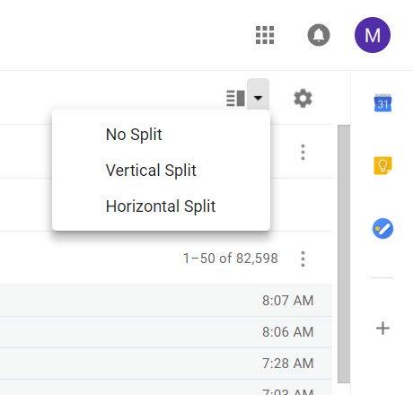 как добавить панель предварительного просмотра в gmail