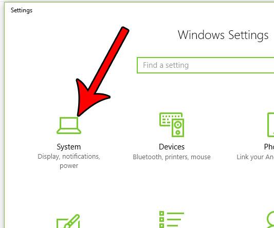 системное меню windows 10