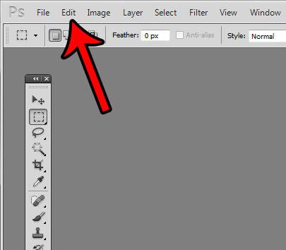 изменить цвет прозрачного фона в фотошопе