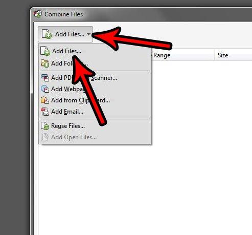 сохранить файл в Adobe Acrobat