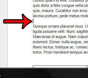 Как создать закладку в Google Docs