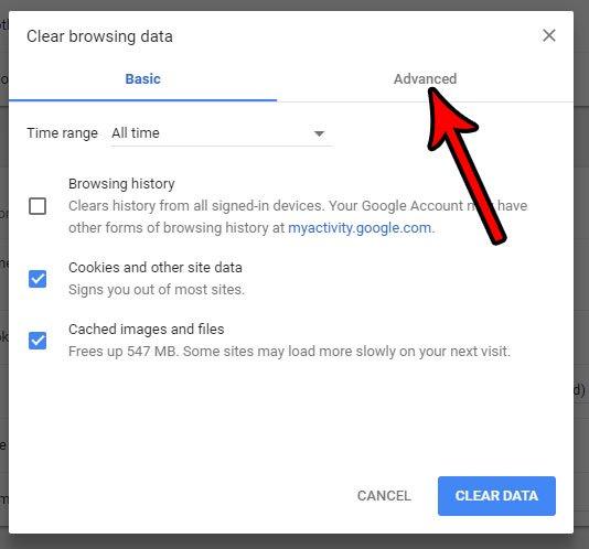 Как удалить все сохраненные пароли в Google Chrome