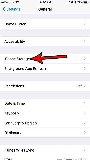 как разгрузить неиспользуемые приложения iphone 7