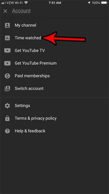 прекратить автоматическое воспроизведение новых видео в YouTube