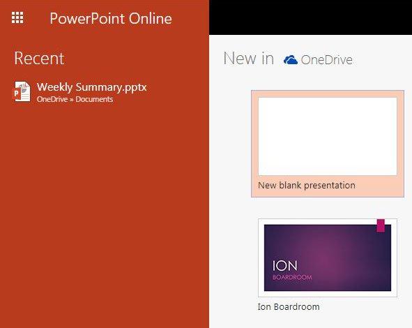 PowerPoint онлайн сделать копию слайда