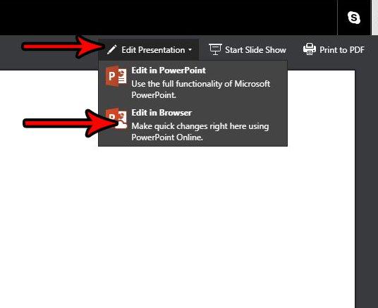 Powerpoint Online дублирует существующий слайд