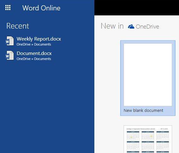 открыть документ одним словом онлайн