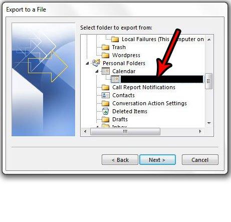 превратить календарь Outlook в электронную таблицу