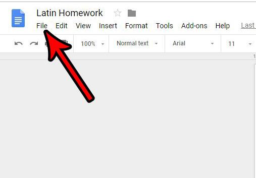 как конвертировать документы Google в EPUB