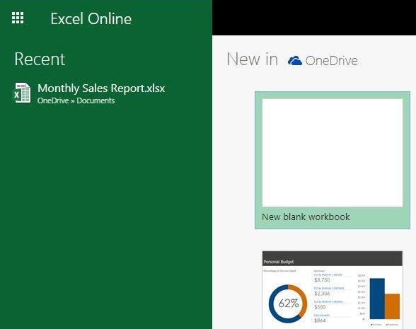 Могу ли я скрыть колонку в Excel онлайн