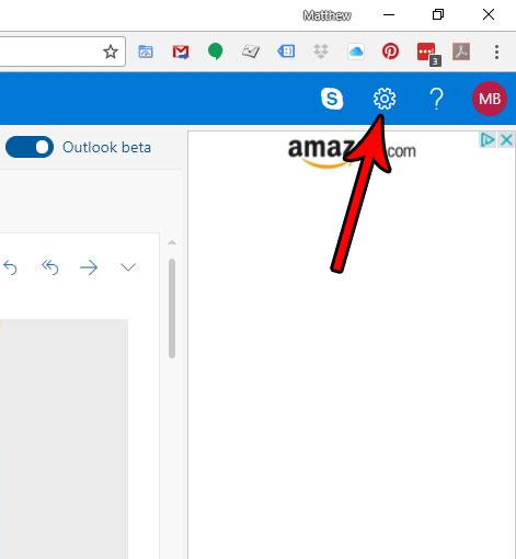 скрыть панель чтения внешнего вида в веб-браузере
