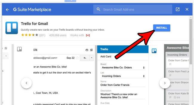 где я могу получить дополнения для Gmail