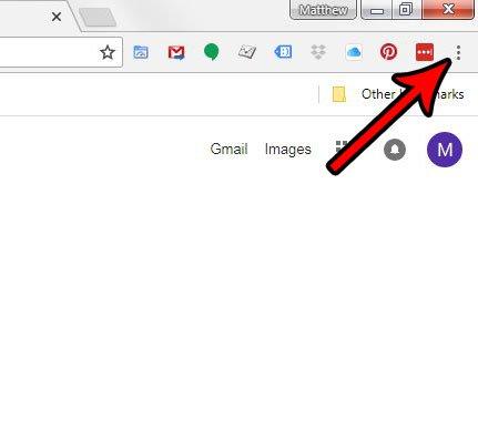 изменить расширения Google Chrome
