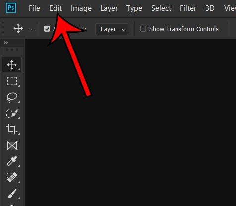 как удалить текстовый заполнитель фотошопа