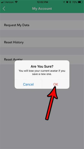 изменить битмодзи характер iphone