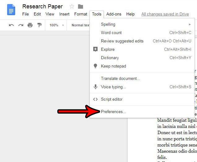 прекратить замену чисел на дробные Google Документы