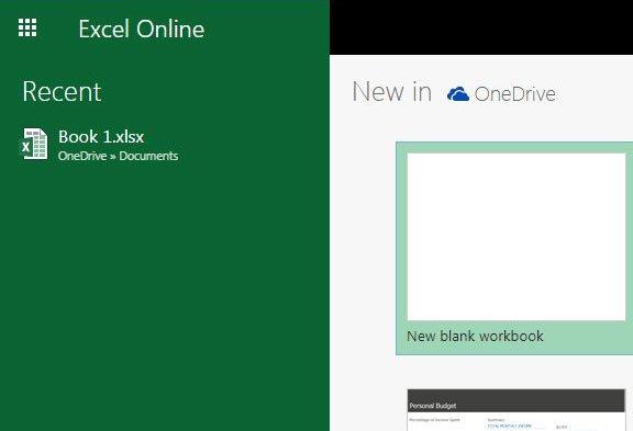Excel онлайн ориентация страницы