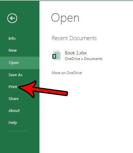 Могу ли я изменить ориентацию страницы в Excel онлайн