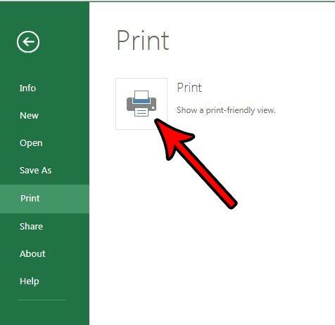 переключаться между портретом и ландшафтом в Excel онлайн