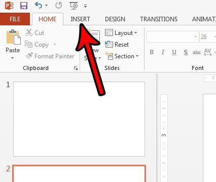 Как я могу изогнуть мой текст в PowerPoint