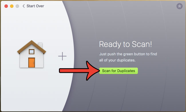 как найти и удалить дубликаты на MacBook