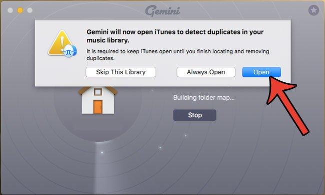 Есть ли способ поиска ituens для дубликатов файлов
