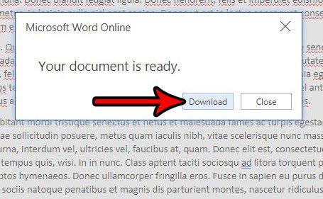 Word Online скачать в формате PDF