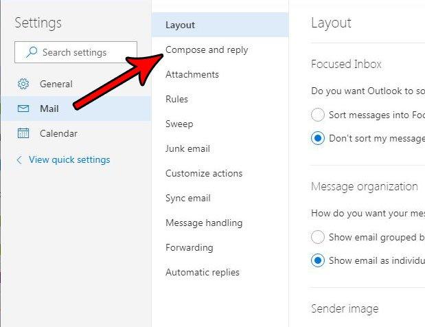 как отключить предварительный просмотр гиперссылок в электронной почте outlook.com