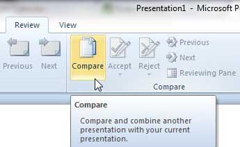 Как вставить слайды из другой презентации в PowerPoint 2010