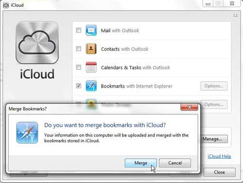синхронизировать закладки с вашего ipad на ваш компьютер