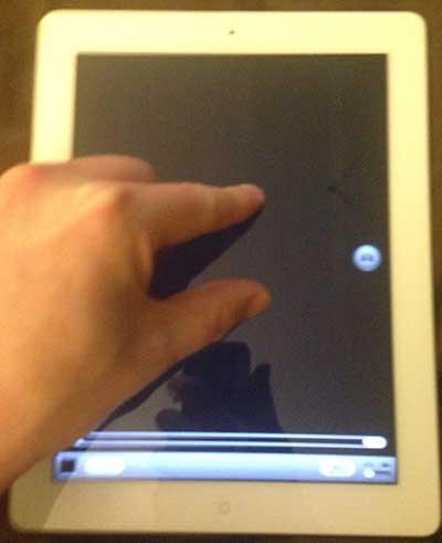 как увеличить камеру ipad 2