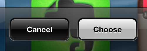 Нажмите кнопку Выбрать