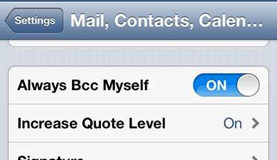 как автоматически скрыть свою почту на iphone 5