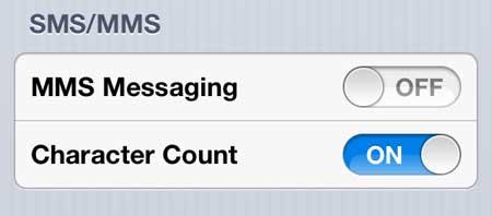 как отключить кнопку камеры в сообщениях на iPhone 5