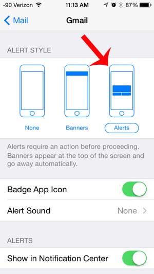как показать превью gmail на экране блокировки iphone