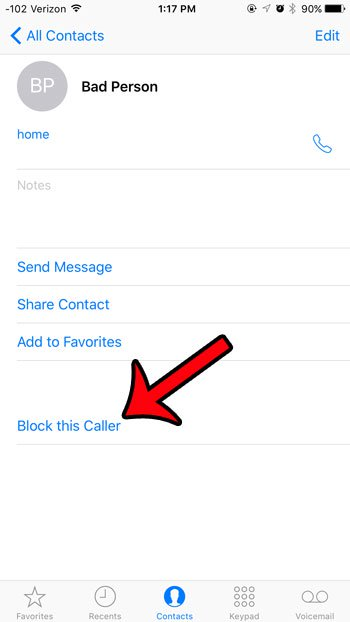 нажмите на блок эту кнопку звонящего