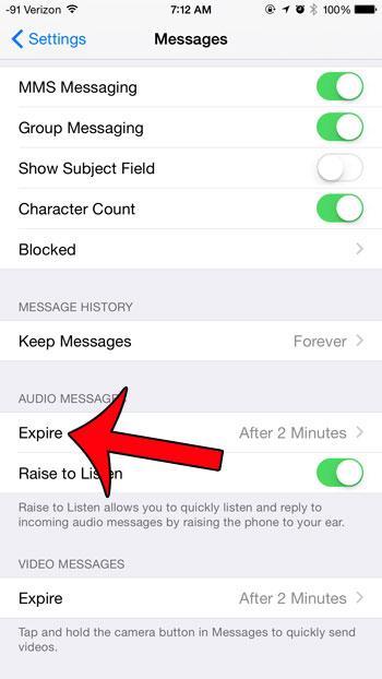 нажмите кнопку истечения срока действия под звуковыми сообщениями