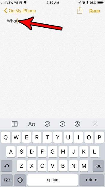 Iphone добавить странные символы