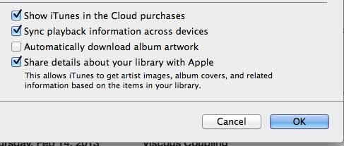 как потоковое видео Itunes в ITunes на Mac