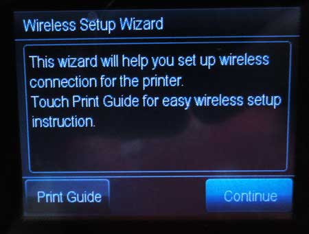 подключите officejet 6700 к беспроводной сети