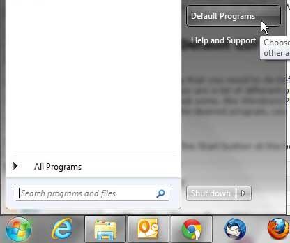 программы для Windows 7 по умолчанию